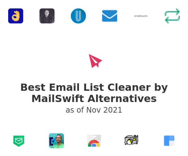 Best Email List Cleaner by MailSwift Alternatives