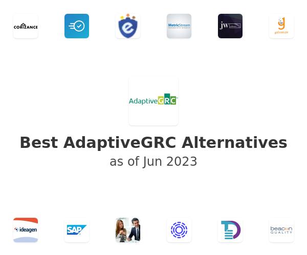 Best AdaptiveGRC Alternatives