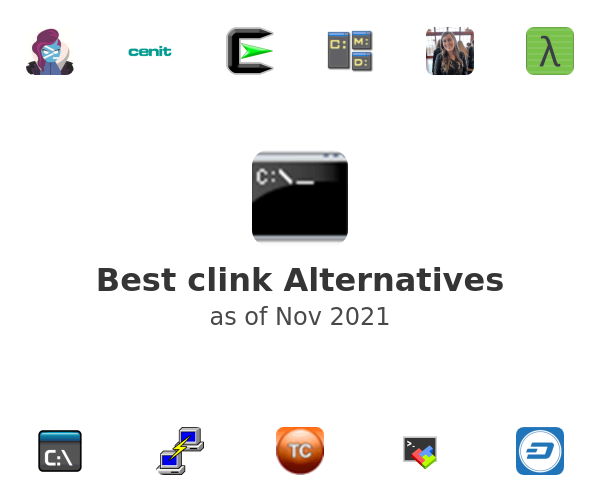 Best clink Alternatives