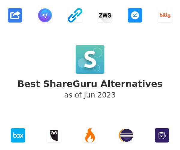 Best ShareGuru Alternatives