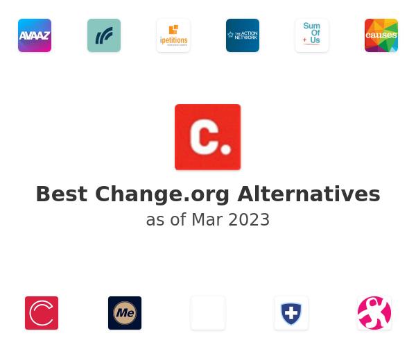 Best Change.org Alternatives