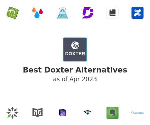 Best Doxter Alternatives