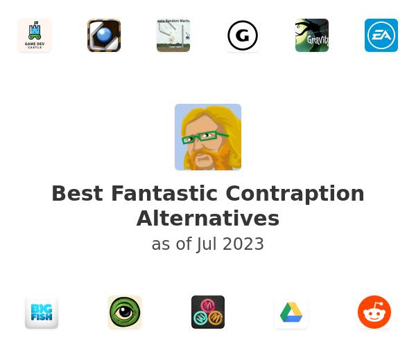 Best Fantastic Contraption Alternatives
