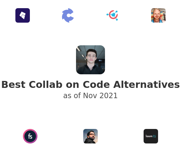 Best Collab on Code Alternatives