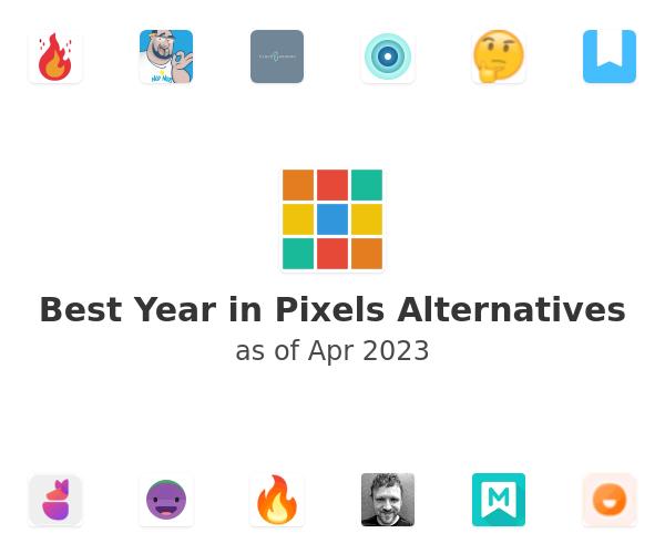 Best Year in Pixels Alternatives