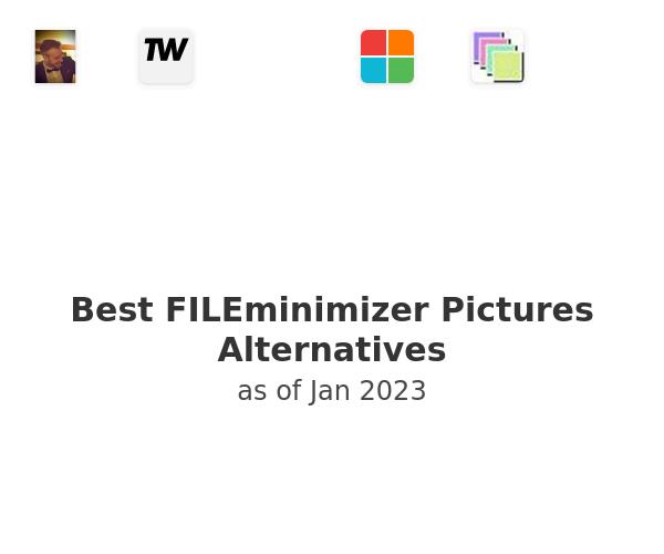 Best FILEminimizer Pictures Alternatives