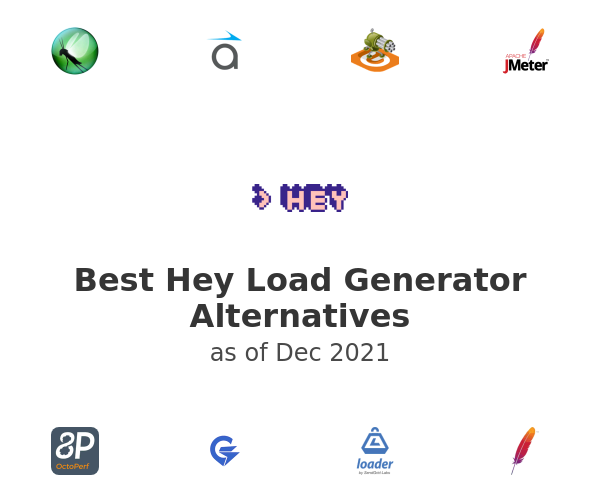 Best Hey Load Generator Alternatives