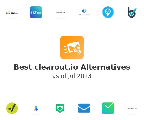 Best clearout.io Alternatives