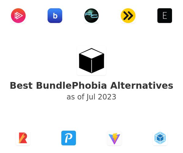 Best BundlePhobia Alternatives