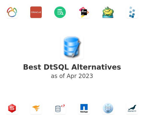 Best DtSQL Alternatives