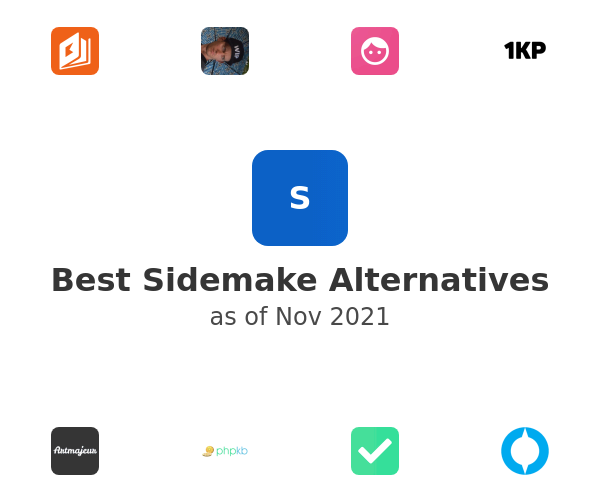 Best Sidemake Alternatives