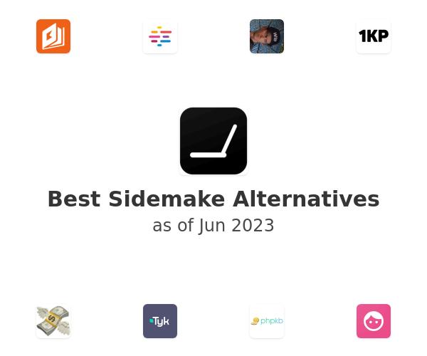Best Sidemake Alternatives