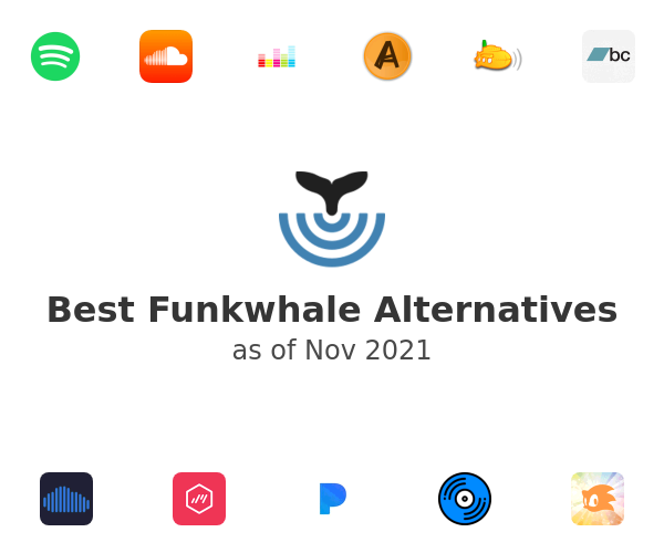 Best Funkwhale Alternatives