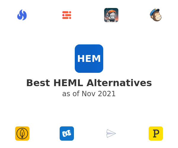 Best HEML Alternatives