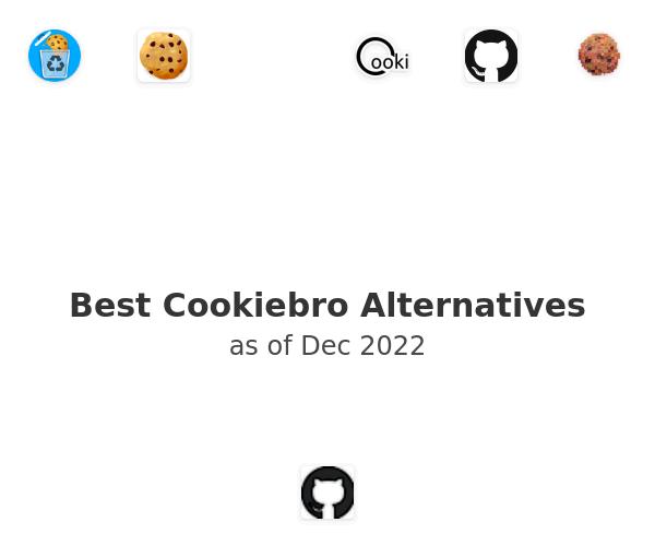 Best Cookiebro Alternatives
