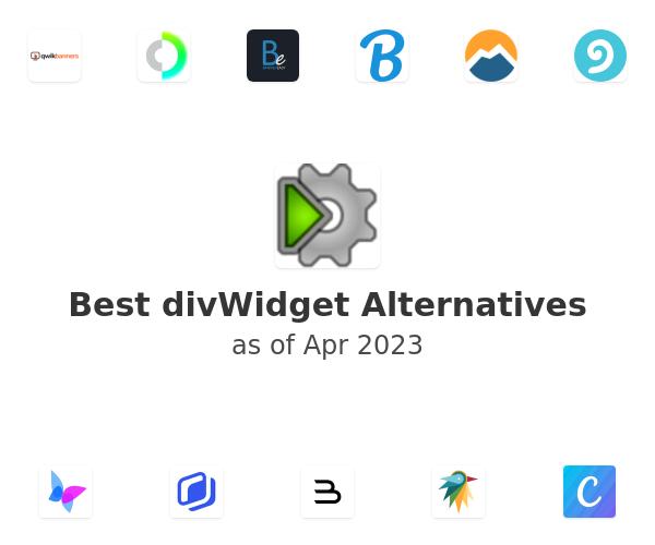 Best divWidget Alternatives