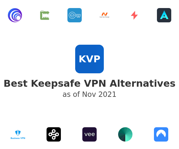 Best Keepsafe VPN Alternatives
