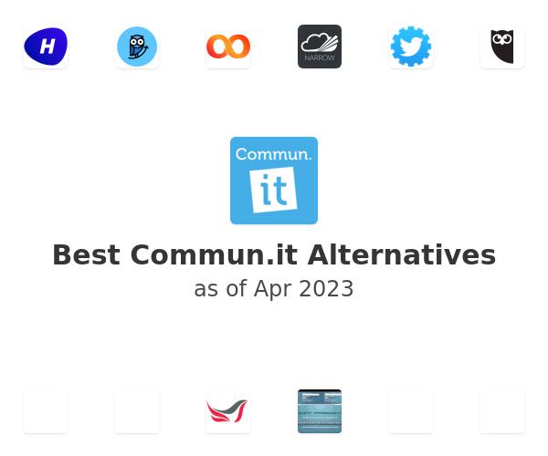 Best Commun.it Alternatives
