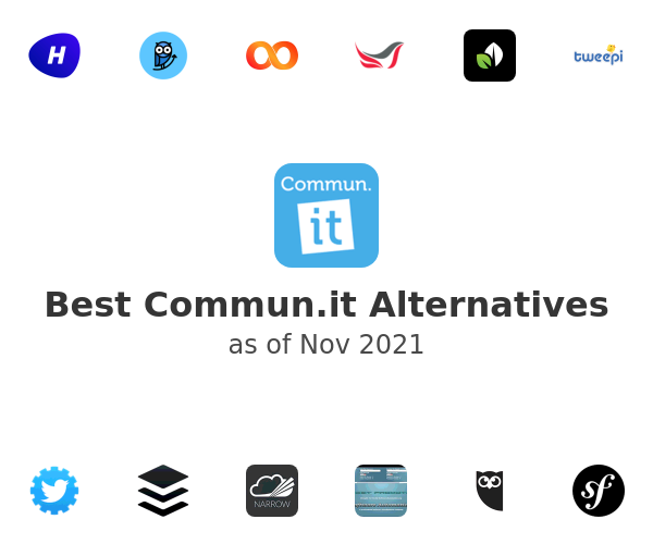 Best Commun.it Alternatives