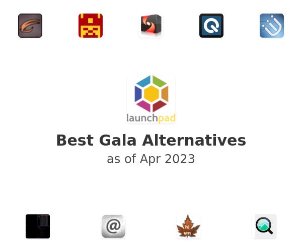Best Gala Alternatives