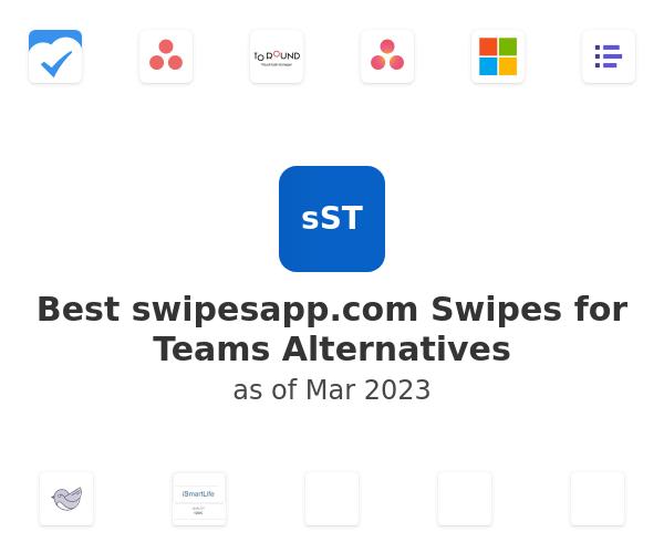 Best Swipes for Teams Alternatives
