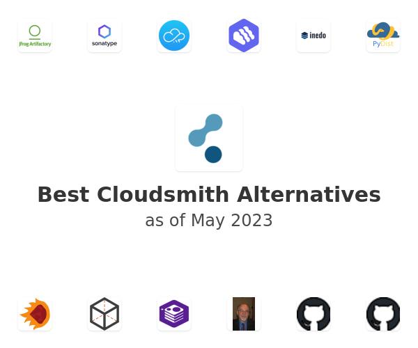 Best Cloudsmith Alternatives