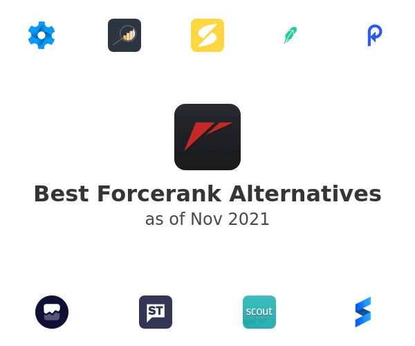 Best Forcerank Alternatives