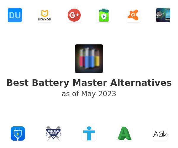 Best Battery Master Alternatives