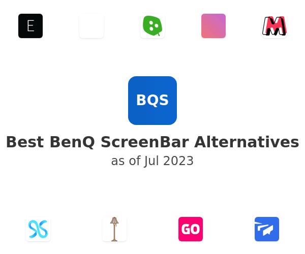 Best BenQ ScreenBar Alternatives