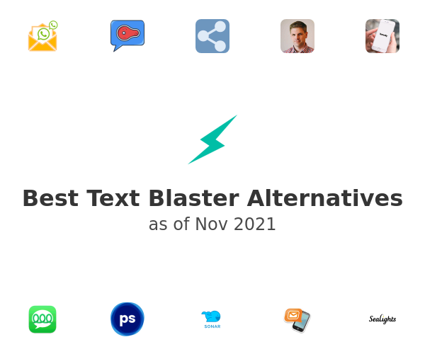 Best Text Blaster Alternatives