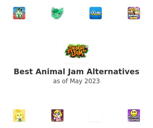 Best Animal Jam Alternatives