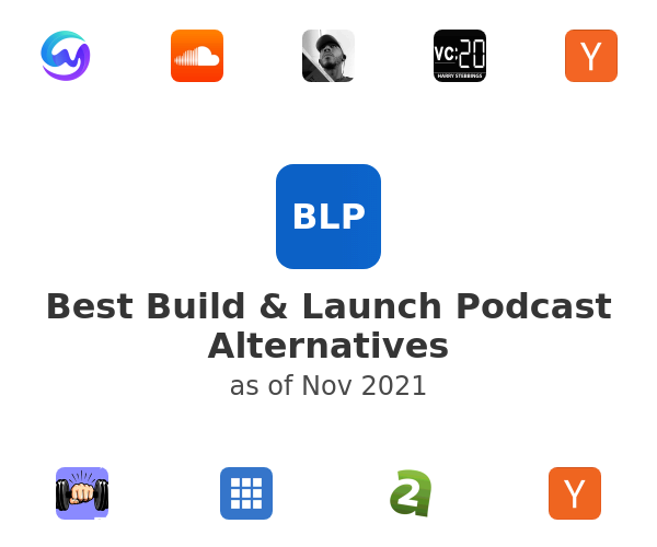 Best Build & Launch Podcast Alternatives