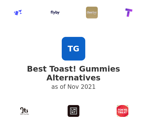 Best Toast! Gummies Alternatives