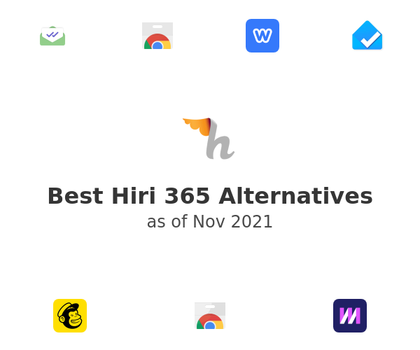 Best Hiri 365 Alternatives