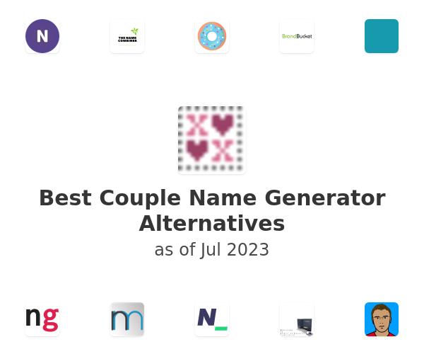 Best Couple Name Generator Alternatives