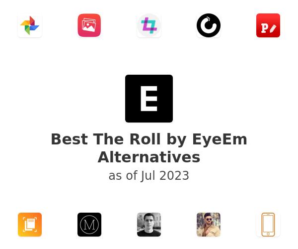 Best The Roll by EyeEm Alternatives