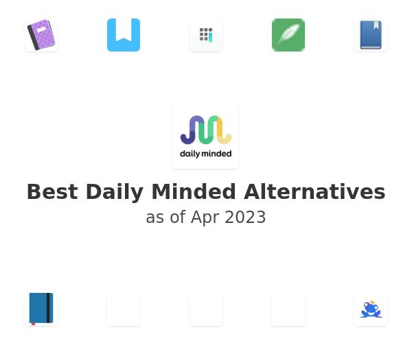 Best Daily Minded Alternatives