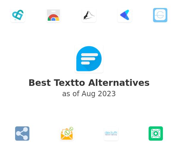 Best Textto Alternatives