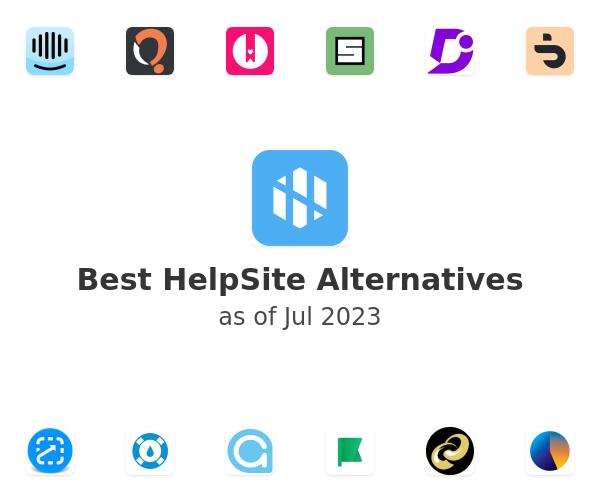 Best HelpSite Alternatives