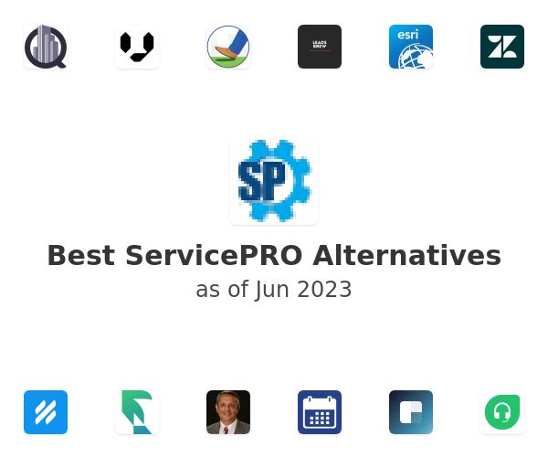 Best ServicePRO Alternatives