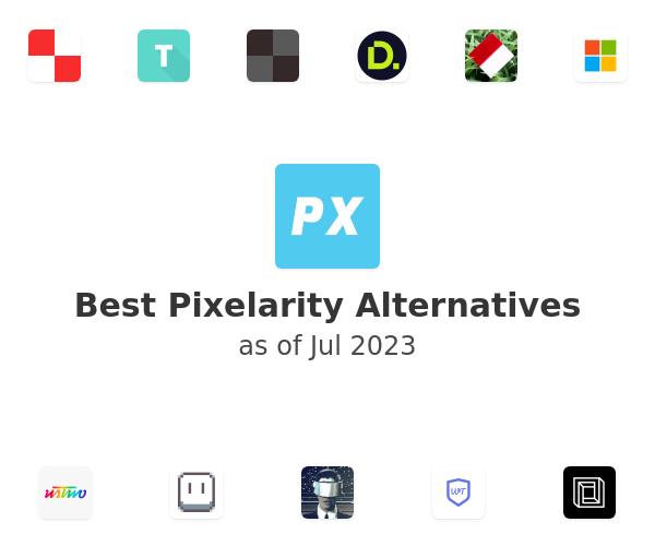 Best Pixelarity Alternatives