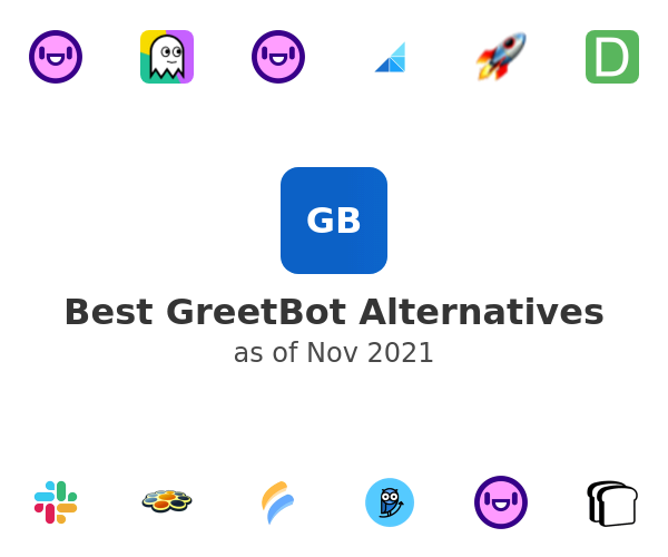 Best GreetBot Alternatives