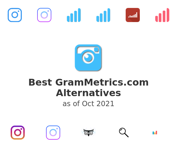 Best GramMetrics.com Alternatives