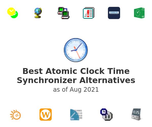 Best Atomic Clock Time Synchronizer Alternatives