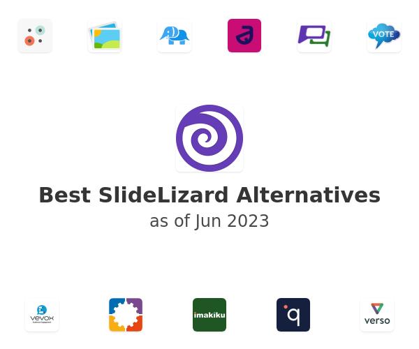 Best SlideLizard Alternatives