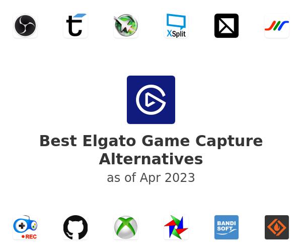 Best Elgato Game Capture Alternatives