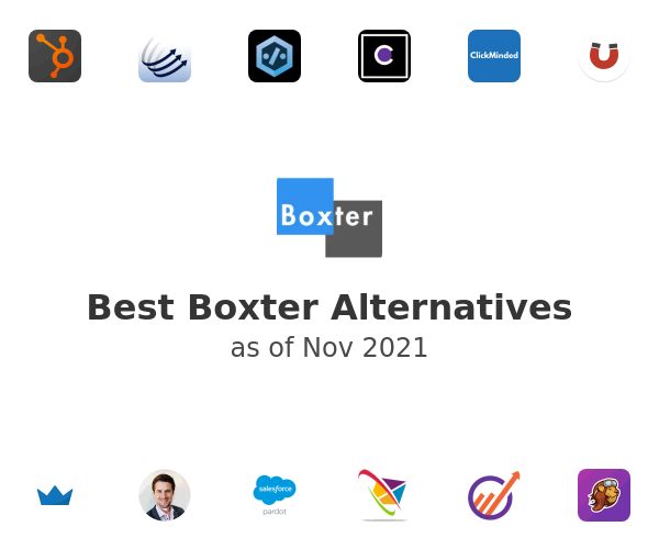 Best Boxter Alternatives