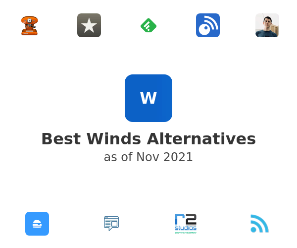 Best Winds Alternatives