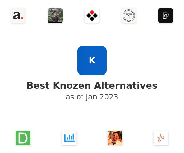 Best Knozen Alternatives