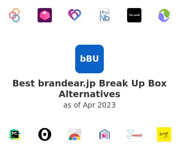 Best Break Up Box Alternatives